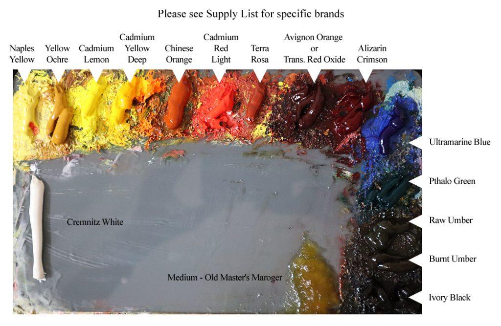 Kelli's Palette
