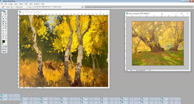 Plein Air Fall in Colorado - Bonus Video