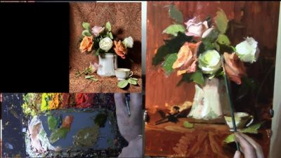 Vital Plus - Roses and Limoges Porcelain Featured Image