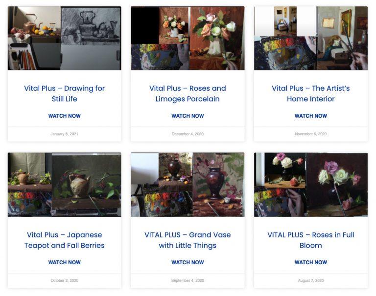 VITAL Plus Video Library