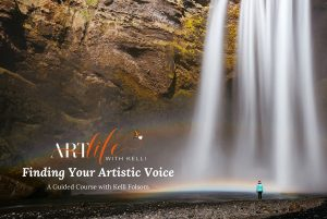 Finding Your Artistic Voice