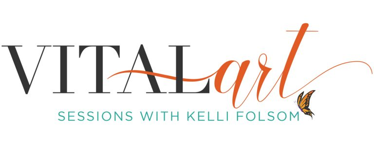 VITAL Art Sessions Logo