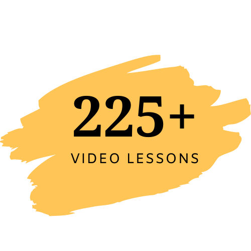 225+ Lessons