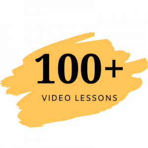 Over 100 video lessons in VITAL Art Sessions